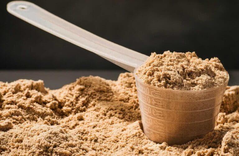 empezar a tomar proteína en polvo