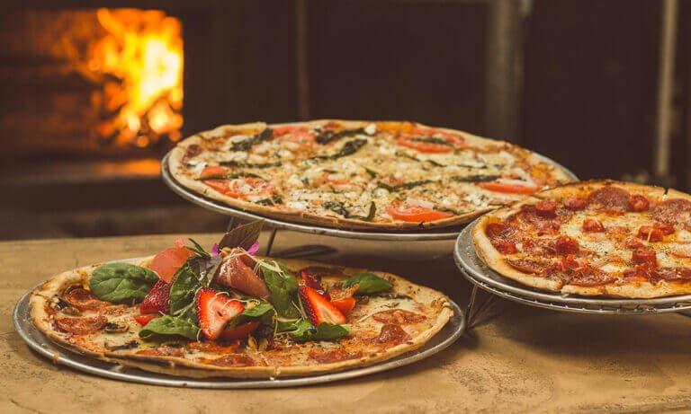 Recetas saludables y sencillas para elaborar pizzas con base de pollo