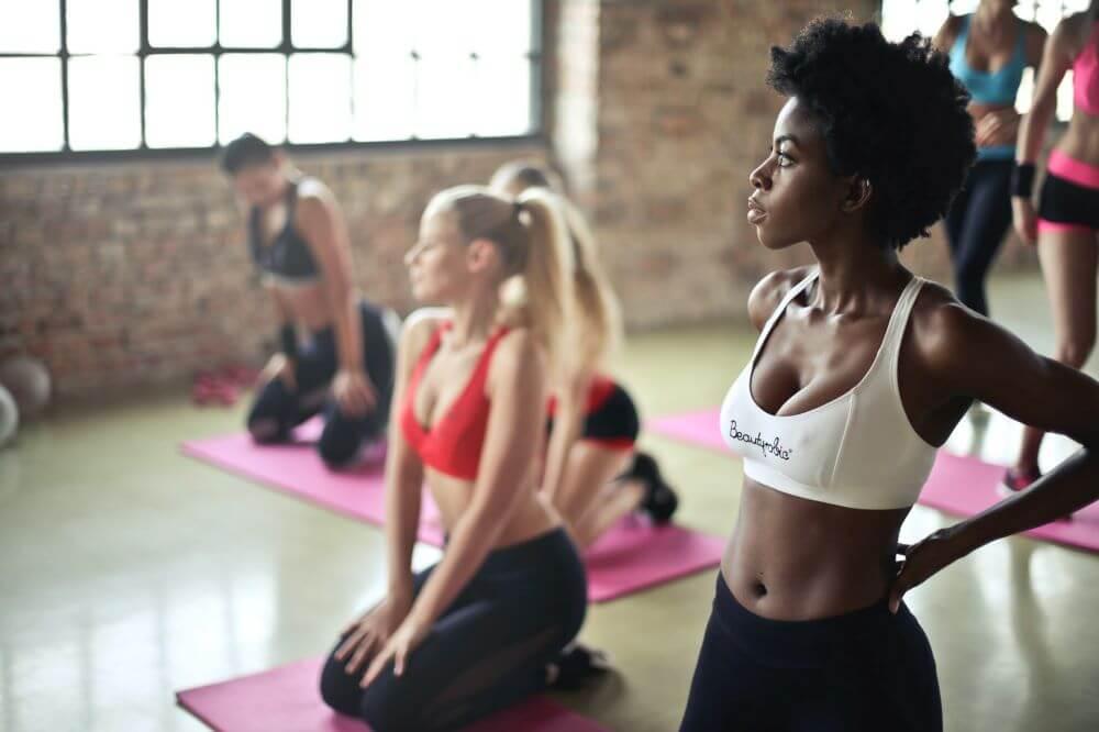 beneficios resistencia baile aeróbico