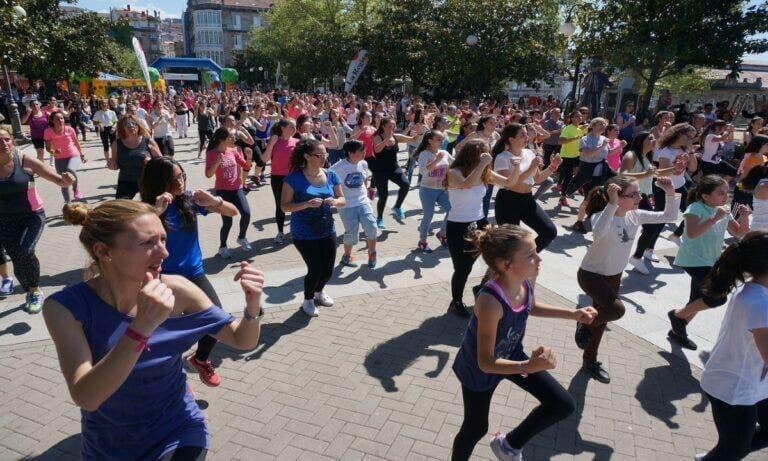 baile aeróbico benefecicios