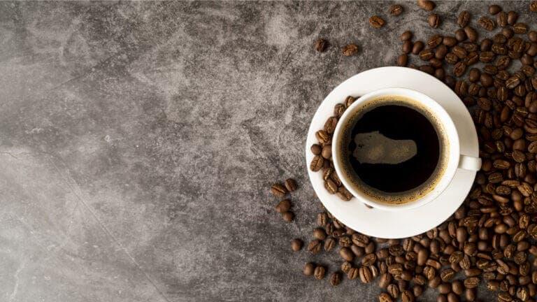 café y ataques cardíacos