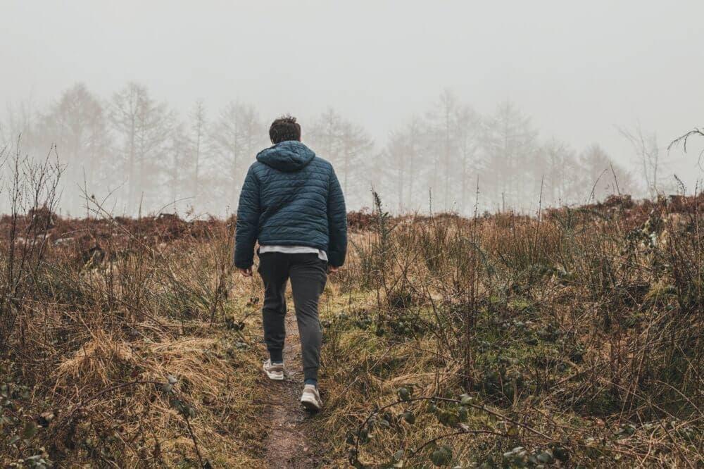 Caminar tiene muchos beneficios para la salud del corazón
