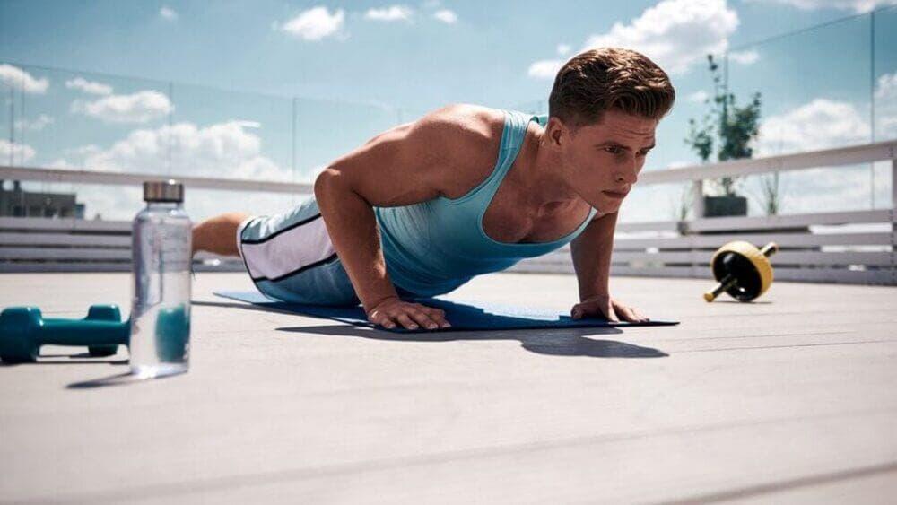 Cómo hacer flexiones correctamente