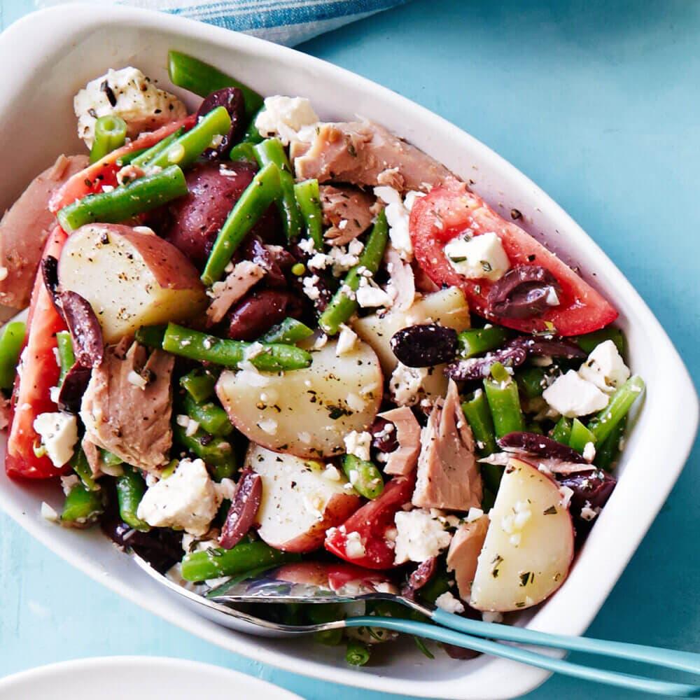 recetas de ensalada con atún