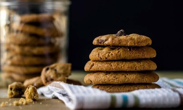 Recetas galletas saludables chocolate