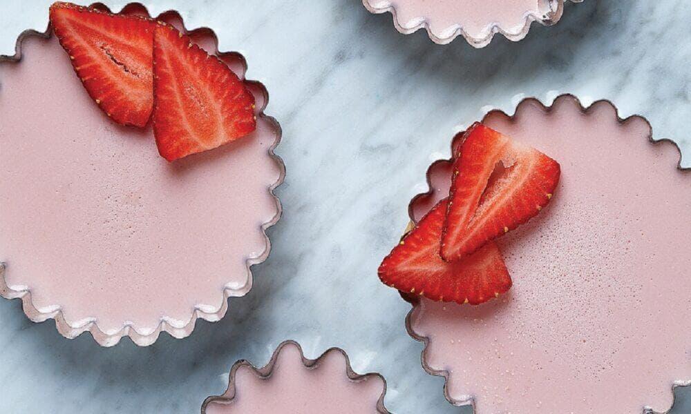 Recetas con fresas deliciosas