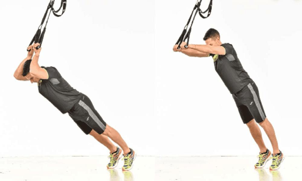 La mejor forma de hacer ejercicio con TRX