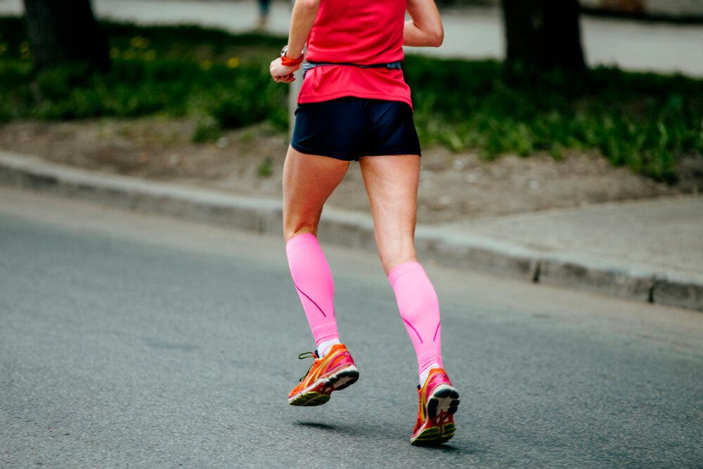 La medias de compresión mejoran la circulación de las piernas