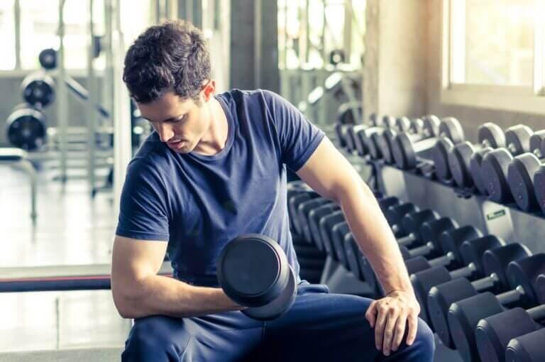 13 ejercicios con mancuernas para tonificar todo el cuerpo
