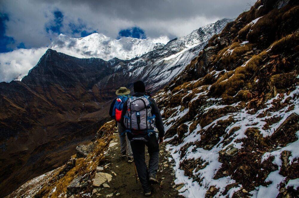 En montañismo debes estudiar la montaña que vas a subir