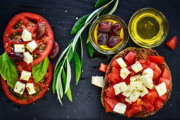 7 combinaciones de alimentos saludables para llevar una dieta equilibrada
