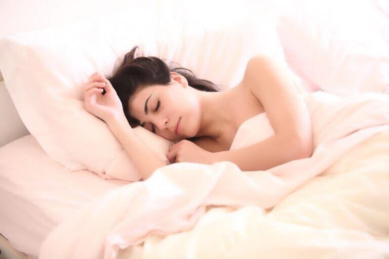 Ejercicios de relajación para dormir más rápido