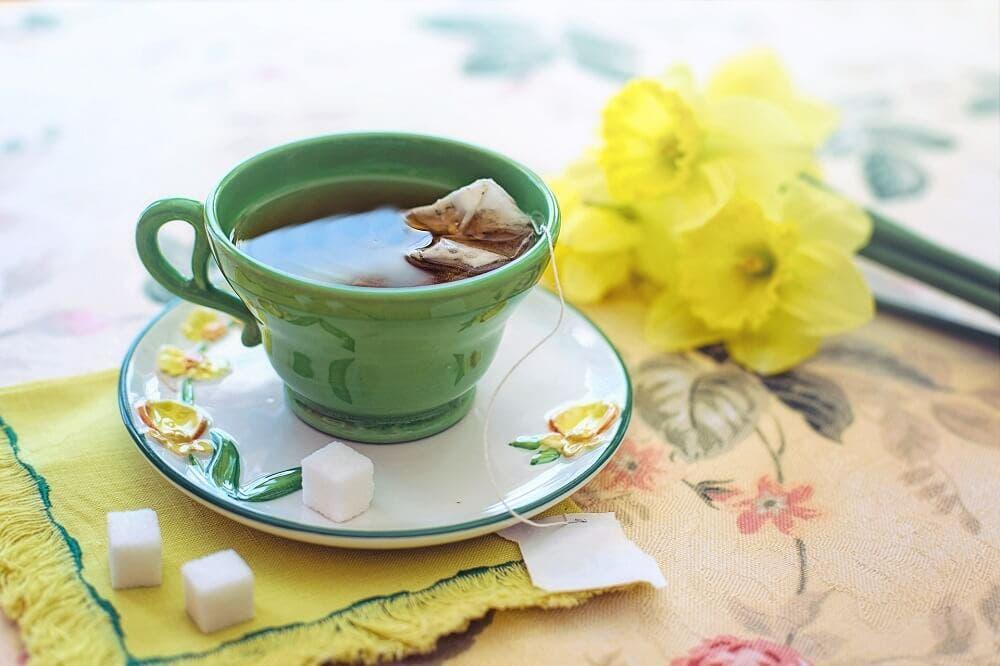 Beneficios del té verde en deportistas