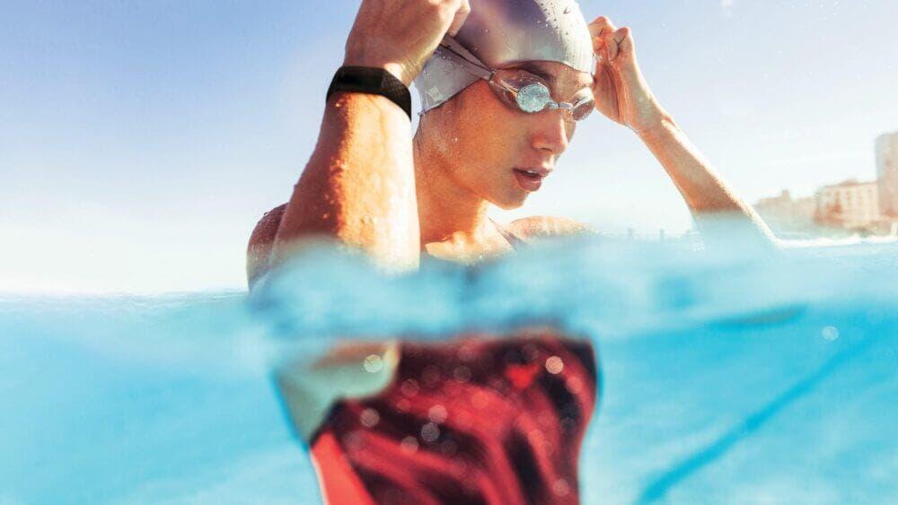 Accesorios de natación que te harán mejorar