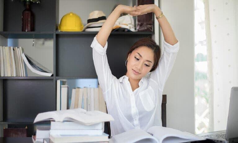 Consejos de alimentación y ejercicio físico si tienes un trabajo sedentario