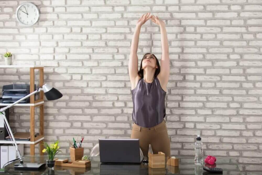 Consejos de ejercicio físico si tienes un trabajo sedentario