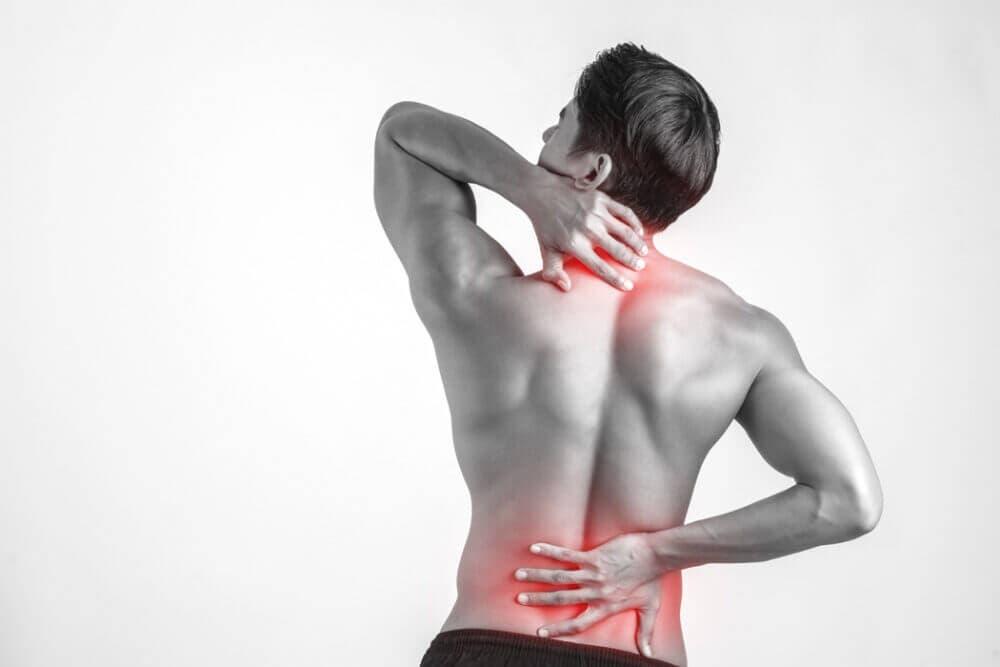 dolor de espalda y trapecio