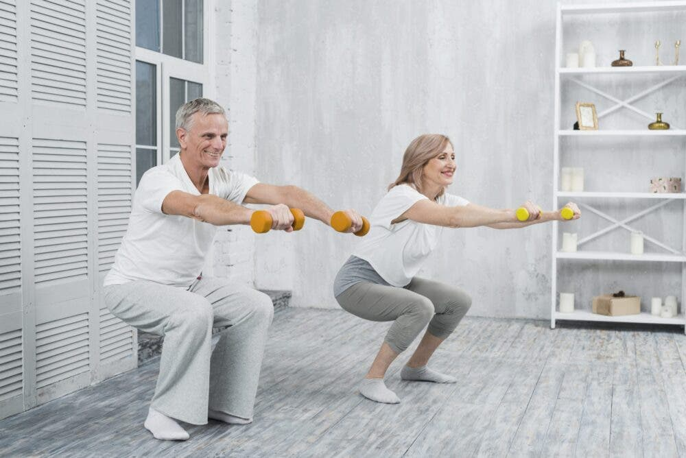Ejercicio y osteoporosis: ¿compatibles?