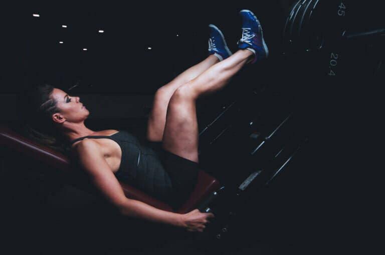 ejercicios de crossfit para piernas