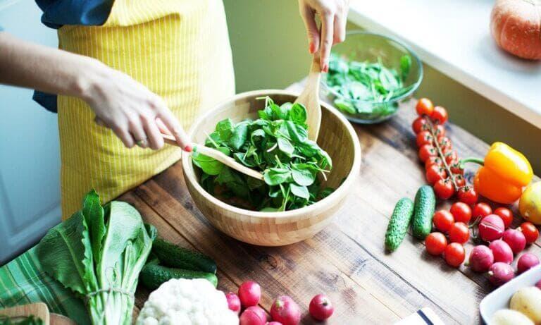 Cómo mejorar la alimentación contra el cáncer