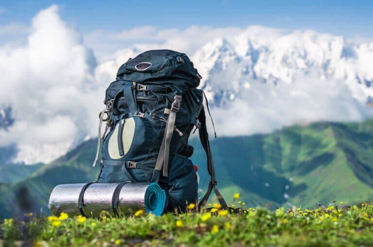 Descubre las mejores mochilas de senderismo