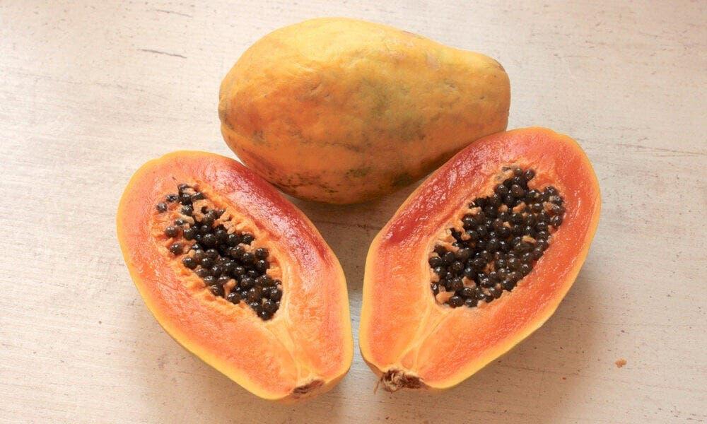Propiedades medicinales ofrecidas por la papaya