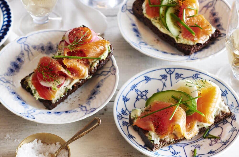 Una de las recetas de tostadas más saludables
