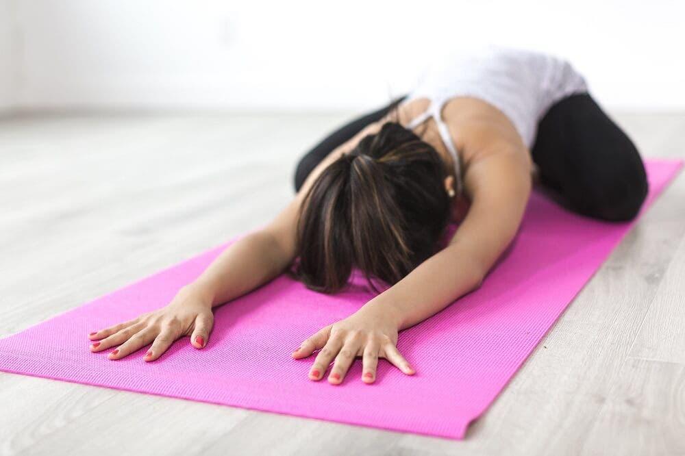 Asanas yoga contra la depresión