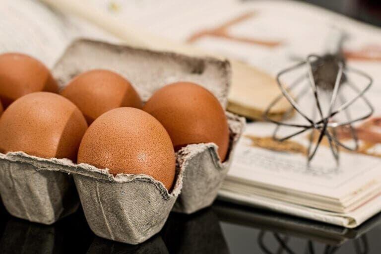 Mejores recetas saludables con huevo