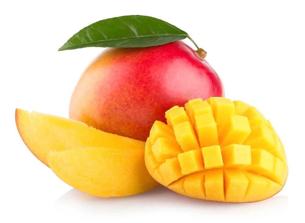el mango es una de las frutas tropicales que más beneficios aportan