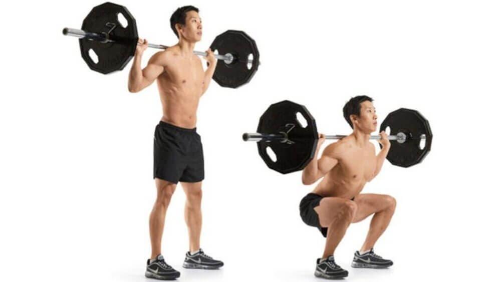 mejores ejercicios multiarticulares