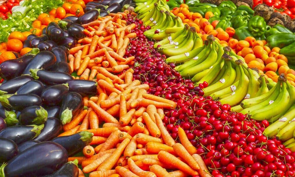 Beneficios a la salud de incluir verduras y vegetales a la dieta