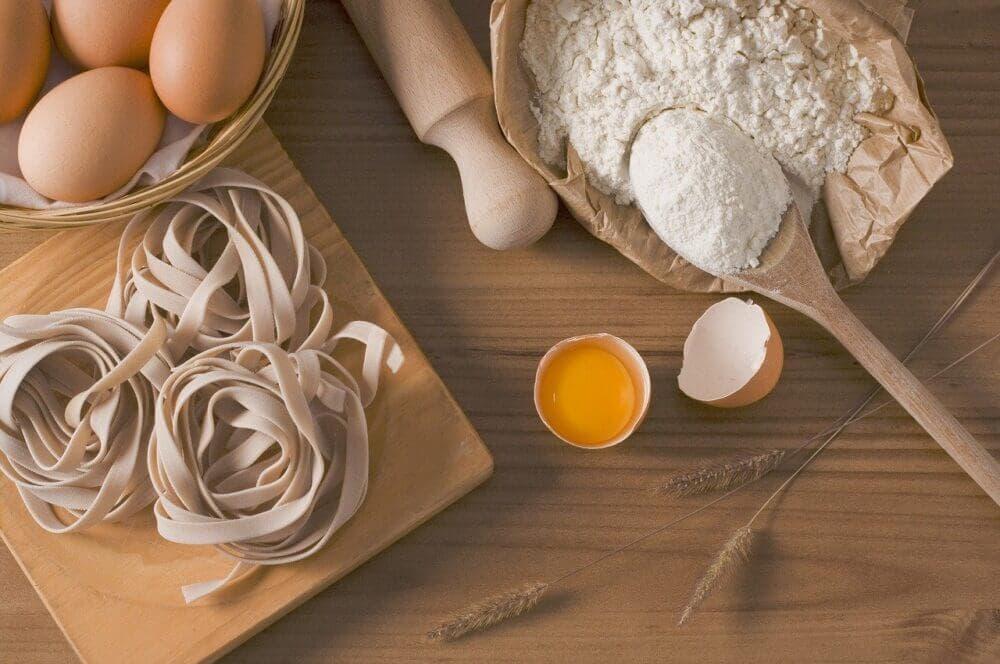 Huevos con vitamina B6, una de las vitaminas más importantes
