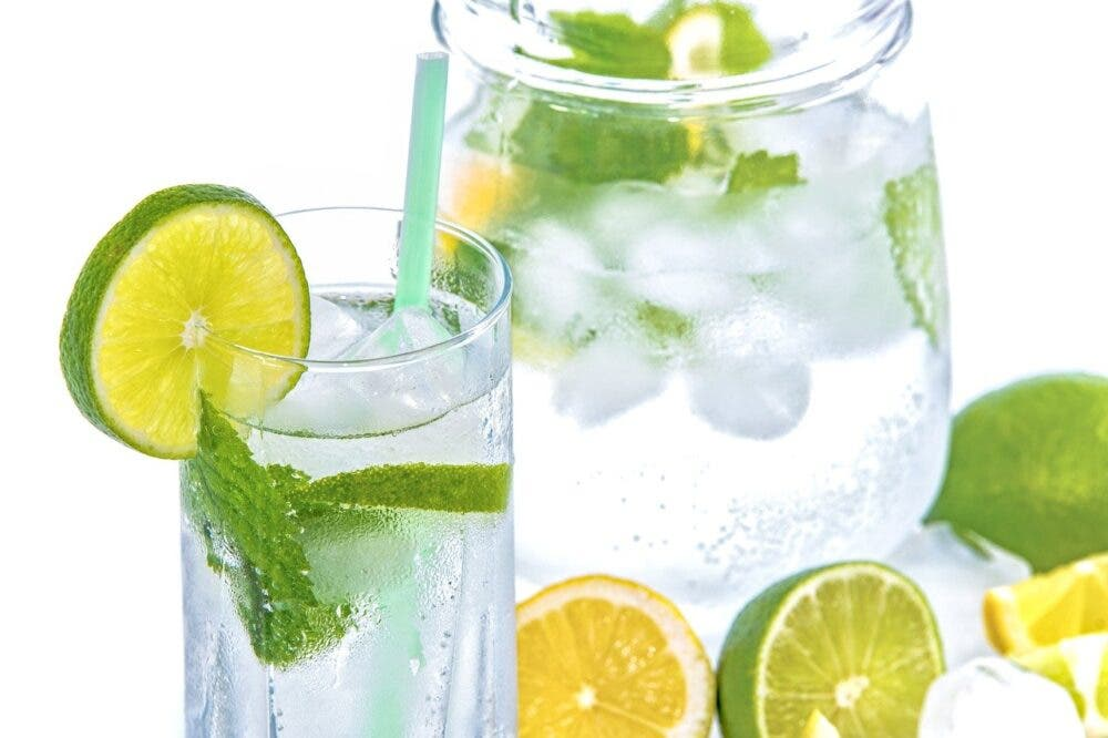 Bebida con vitamina C