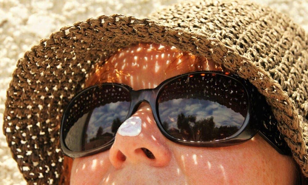 Deficiencia de vitamina D por uso de crema solar