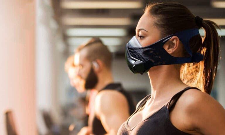 Mejores mascarillas para hacer ejercicio disponibles en el mercado