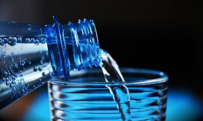 accesorios para llevar agua cuando estás entrenando