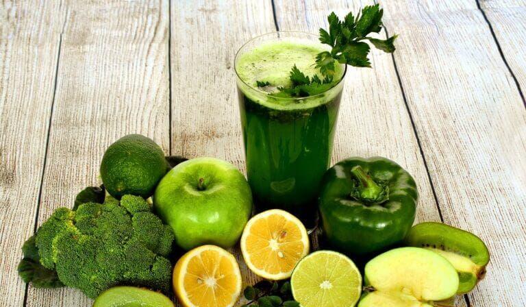 obtener antioxidantes