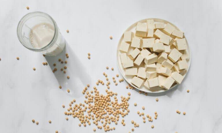 Beneficios que aporta la leche de soja al incluirla en la dieta
