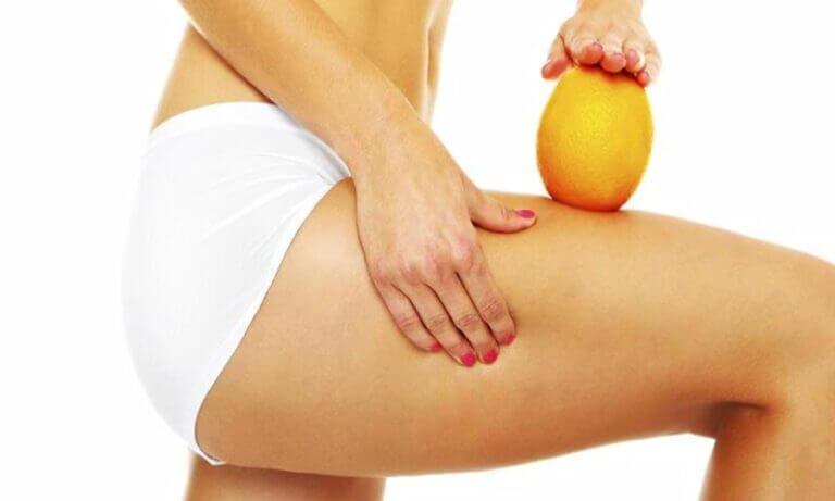 Ejercicios para eliminar la piel de naranja