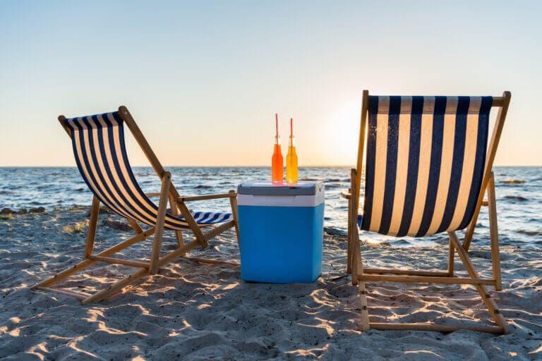 Recetas saludables para llevar a la playa