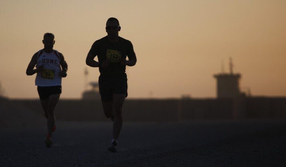 correr tu primera media maratón
