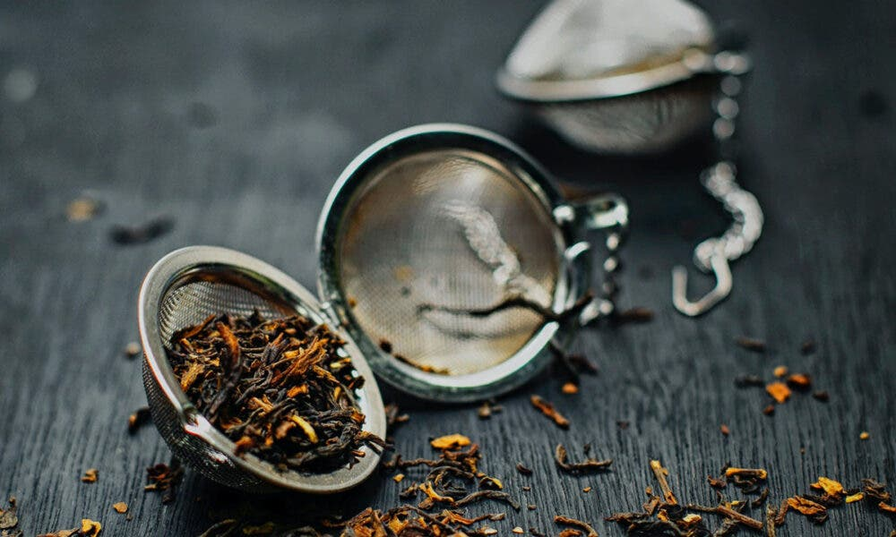 Tomar té verde para perder peso y grasa en infusiones