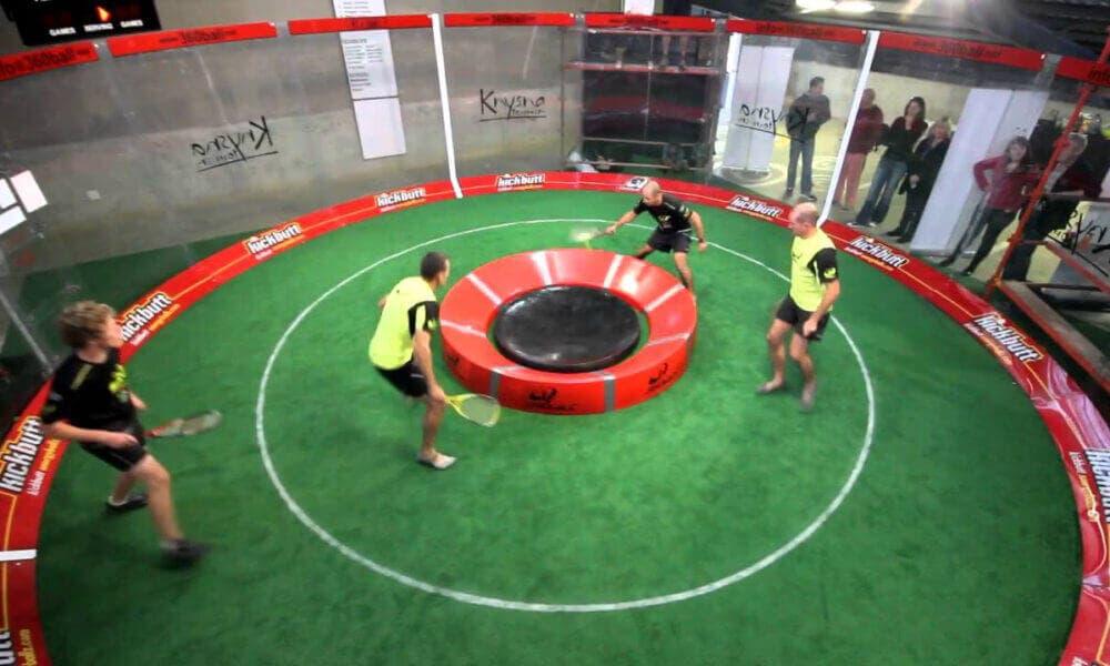 360Ball, un deporte poco común con grandes beneficios