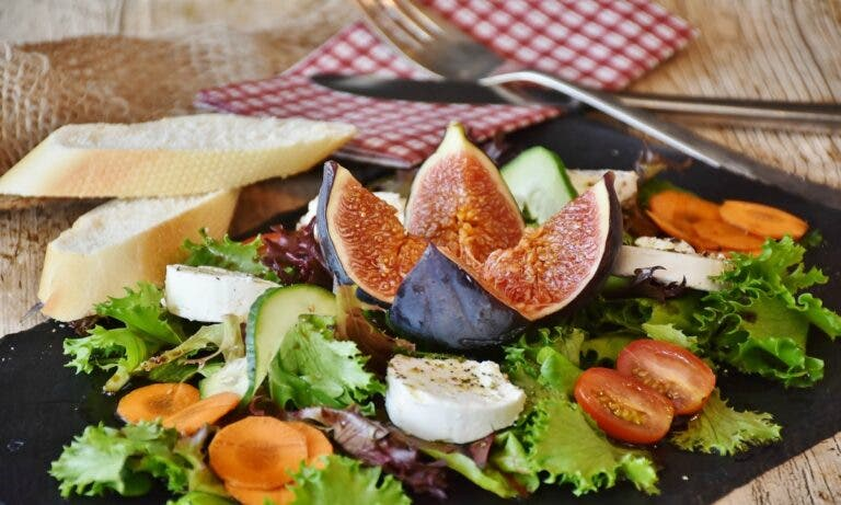 7 recetas con higos super saludables y rápidas de hacer