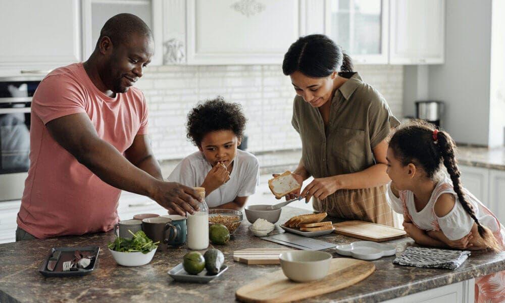Usos de la caseína en los alimentos