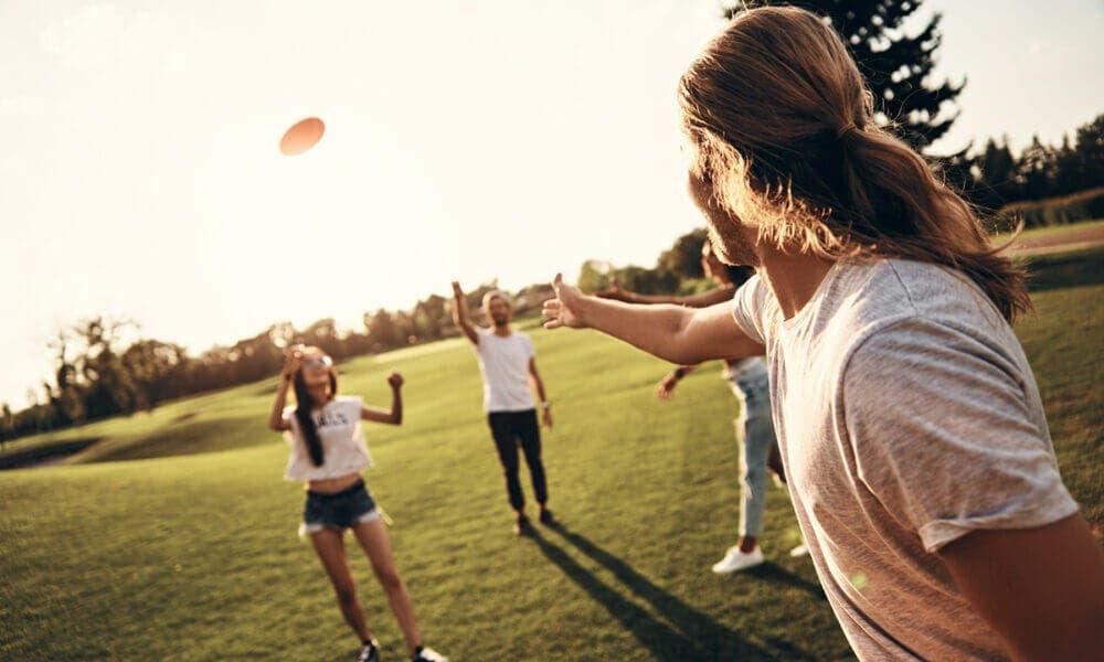 Características del ultimate frisbee, un deporte práctico y beneficioso