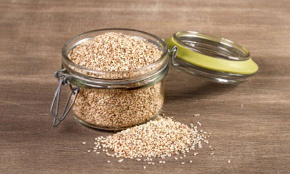Propiedades de as semillas de sésamo que ayudan a fortalecer el sistema inmunitario
