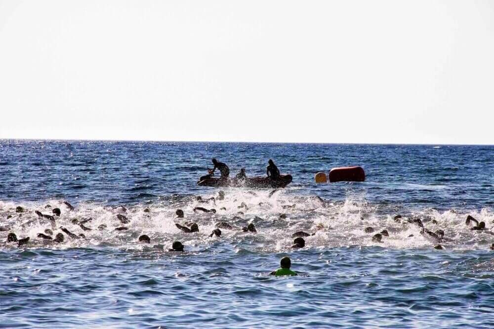 consejos para nadar mejor en aguas abiertas