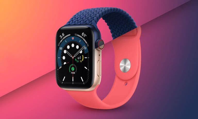 Características principales de Apple Watch Series 6 y SE